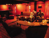 The Red Door Lounge